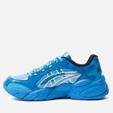 Мужские кроссовки ASICS x Megaman Gel-BND Electric Blue/Electric Blue фото- 5