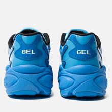 Мужские кроссовки ASICS x Megaman Gel-BND Electric Blue/Electric Blue фото- 2