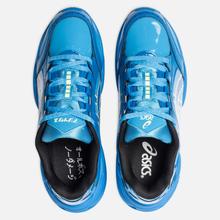 Мужские кроссовки ASICS x Megaman Gel-BND Electric Blue/Electric Blue фото- 1