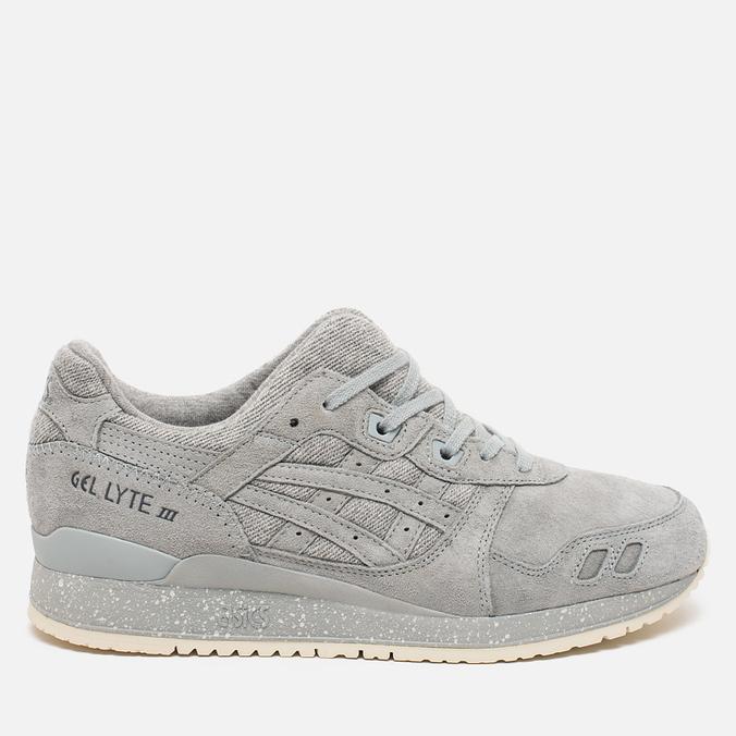 Мужские кроссовки ASICS Gel-Lyte III Grey