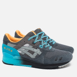 Мужские кроссовки ASICS x Slam Jam Gel-Lyte III 6THPRLLL Light Grey/Mid Blue фото- 1