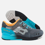 Мужские кроссовки ASICS x Slam Jam Gel-Lyte III 6THPRLLL Light Grey/Mid Blue фото- 2
