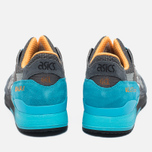 Мужские кроссовки ASICS x Slam Jam Gel-Lyte III 6THPRLLL Light Grey/Mid Blue фото- 3
