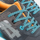 Мужские кроссовки ASICS x Slam Jam Gel-Lyte III 6THPRLLL Light Grey/Mid Blue фото- 5