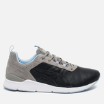 Мужские кроссовки ASICS x Solebox Gel-Lyte Runner Blue Carpenter Bee Part II Black/Black фото- 0