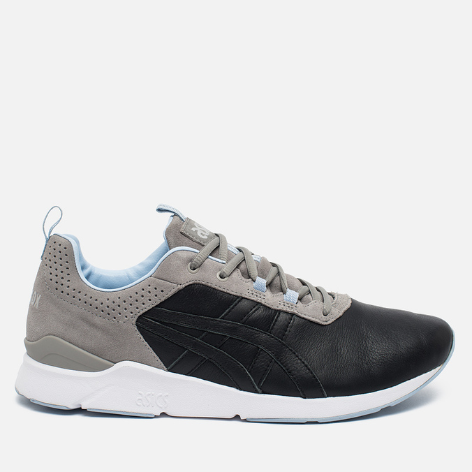 Мужские кроссовки ASICS x Solebox Gel-Lyte Runner Blue Carpenter Bee Part II Black/Black