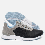Мужские кроссовки ASICS x Solebox Gel-Lyte Runner Blue Carpenter Bee Part II Black/Black фото- 2