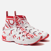 Мужские кроссовки ASICS x Vivienne Westwood Gel-Mai Knit MT White/Fiery Red фото- 0