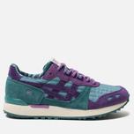 Мужские кроссовки ASICS x YMC Gel-Lyte XT Gris Blue / Royal Purple фото- 0