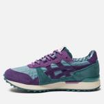 Мужские кроссовки ASICS x YMC Gel-Lyte XT Gris Blue / Royal Purple фото- 1