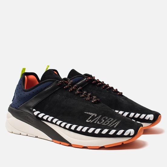 Мужские кроссовки Casbia Hammerhead Lace Up Black