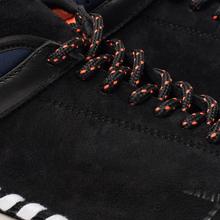 Мужские кроссовки Casbia Hammerhead Lace Up Black фото- 6