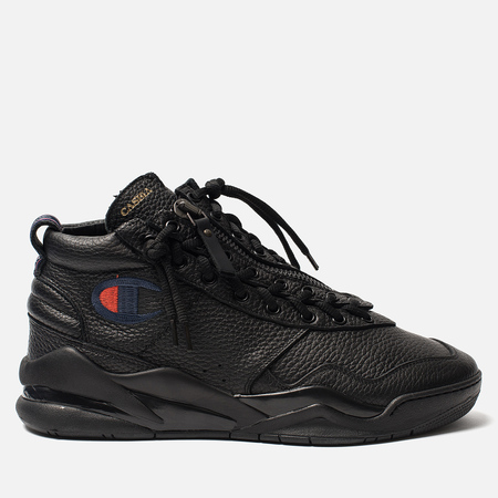 Мужские кроссовки Casbia x Champion Atlanta Black/Black