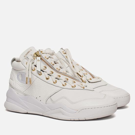 Мужские кроссовки Casbia x Champion Atlanta White