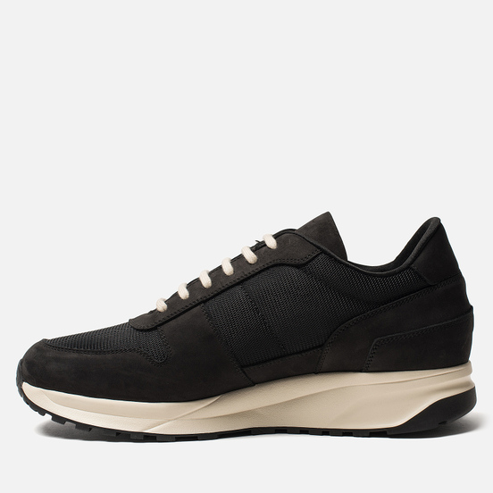 Мужские кроссовки Common Projects Track Vintage 2164 Black