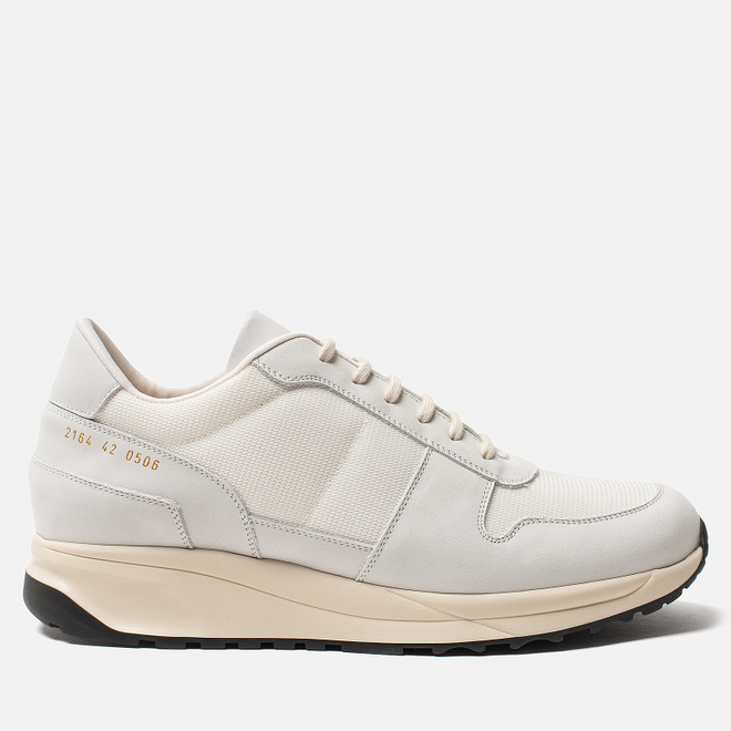 Мужские кроссовки Common Projects Track Vintage 2164 White