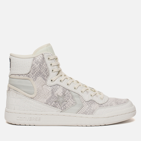 Мужские кроссовки Converse Fastbreak High Snake Vaporous Grey/White/Black