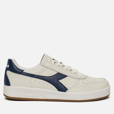 Мужские кроссовки Diadora B.Elite L White/Saltire Navy