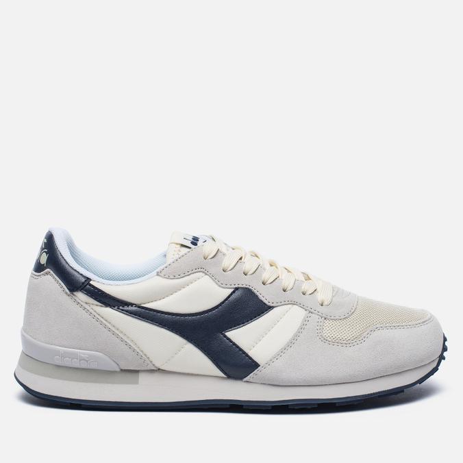 Мужские кроссовки Diadora Camaro Whisper White/Blue Denim