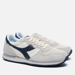 Мужские кроссовки Diadora Camaro Whisper White/Blue Denim фото- 2