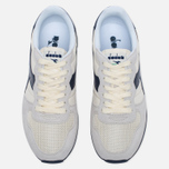 Мужские кроссовки Diadora Camaro Whisper White/Blue Denim фото- 4