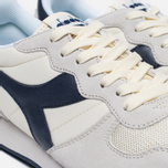 Мужские кроссовки Diadora Camaro Whisper White/Blue Denim фото- 5