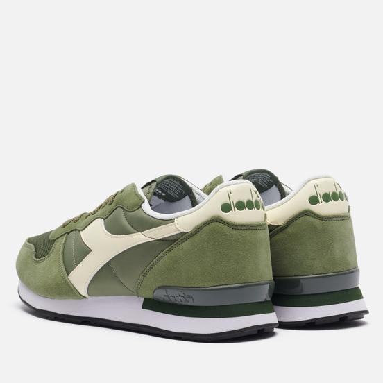 Мужские кроссовки Diadora Camaro Olivine Green/Whisper White