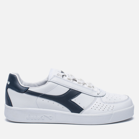 Кроссовки Diadora Borg Elite White/Blue Denim
