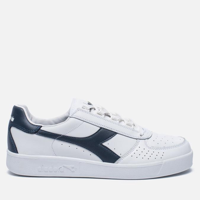 Кроссовки Diadora B. Elite White/Blue Denim