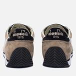 Мужские кроссовки Diadora Heritage Equipe Kidskin Cobblestone/Black фото- 3