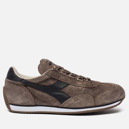 Мужские кроссовки Diadora Heritage Equipe S. Stone Wash BN Chocolate Chip/Black