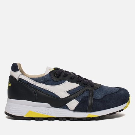 Мужские кроссовки Diadora Heritage N.9000 Stone Wash Blue Denim
