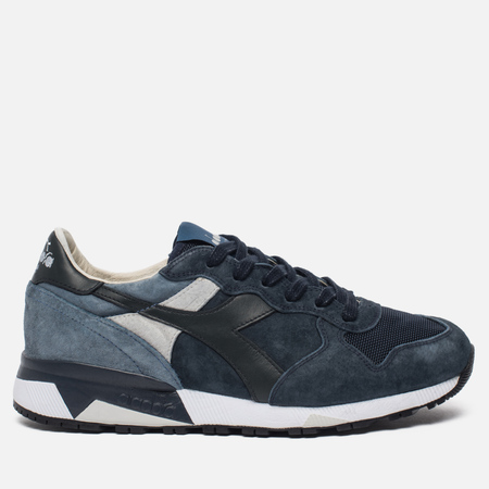 Мужские кроссовки Diadora Heritage Trident 90 S. Stone Wash Blue Night/China Blue