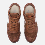 Мужские кроссовки Diadora Heritage Trident C Dyed Brogue Brown Sequoia фото- 4