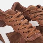 Мужские кроссовки Diadora Heritage Trident C Dyed Brogue Brown Sequoia фото- 5