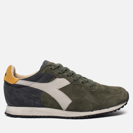 Мужские кроссовки Diadora Heritage Trident S. Stone Wash Grape Leaf/Dark Shadow
