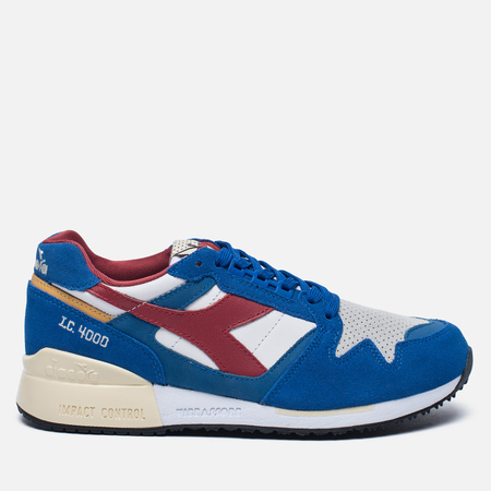 Мужские кроссовки Diadora I.C. 4000 Premium Beer Pack Nautical Blue/Pompeian Red/Vanil