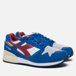Мужские кроссовки Diadora I.C. 4000 Premium Beer Pack Nautical Blue/Pompeian Red/Vanil фото- 2