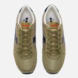 Мужские кроссовки Diadora K-Run II Green Bryophite фото- 4