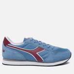 Мужские кроссовки Diadora K-Run II Ice Sky/Blue фото- 0