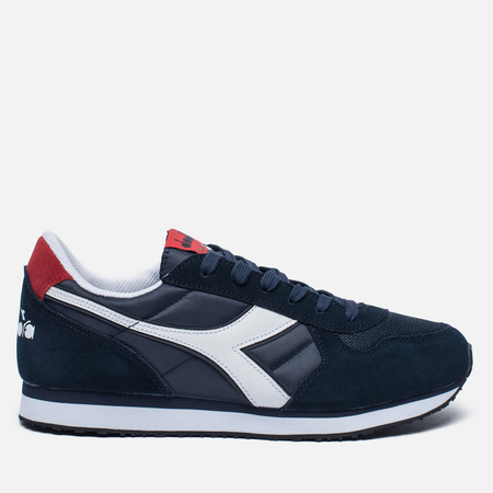 Мужские кроссовки Diadora K-Run II Dark Blue/Ferrari Red