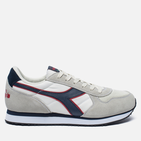Мужские кроссовки Diadora K-Run II Whisper White/Blue Nights