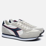 Мужские кроссовки Diadora K-Run II Whisper White/Blue Nights фото- 2