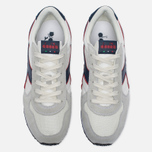 Мужские кроссовки Diadora K-Run II Whisper White/Blue Nights фото- 4