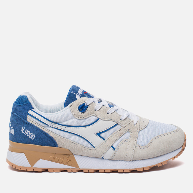 Мужские кроссовки Diadora N.9000 III Ceramic Pack White/Princess Blue