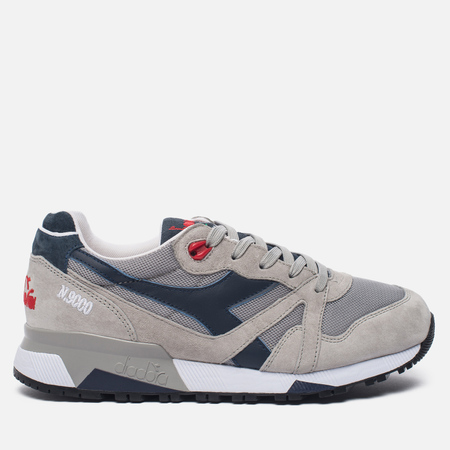 Мужские кроссовки Diadora N.9000 Italia Blue Nights/Paloma Grey
