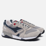 Мужские кроссовки Diadora N.9000 Italia Blue Nights/Paloma Grey фото- 2