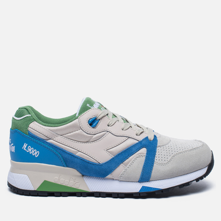 Мужские кроссовки Diadora N.9000 Double L Moonbeam/Azure Blue