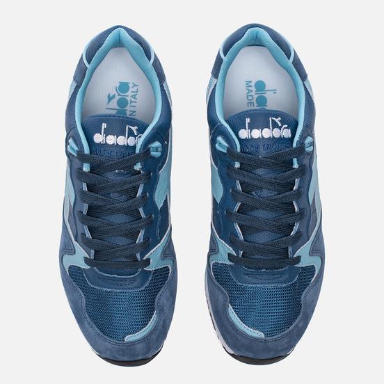 Мужские кроссовки Diadora V.7000 Italia Capri Pack Air Blue/Dark Blue