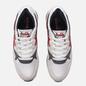 Мужские кроссовки Diadora x Roberto Baggio Intrepid OG White/Grey/Red фото - 1